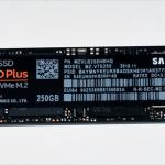 Samsung - 970 EVO Plus M.2 - NVMe SSD