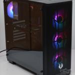 BitFenix - Nova Mesh TG A-RGB