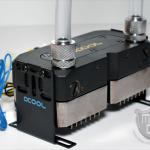 Alphacool - Eisdecke DDC Dual Messing