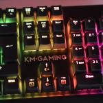 KM-Gaming - K-GK2 Gaming Tastatur
