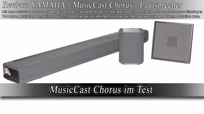 test review yamaha musiccast chorus lautsprecher. Black Bedroom Furniture Sets. Home Design Ideas